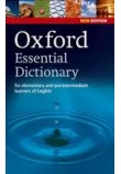 OXFORD ESSENTIAL DICTIONARY + CD-ROM NEW (ELEMENTARY)