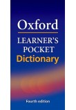 OXFORD LEARNERS POCKET DICTIONARY (4TH EDITION)