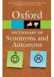 OXFORD DICTIONARY OF SYNONYMS AND ANTONYMS