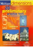 MICHIGAN DIMENSIONS 20 PRELIMINARY PRACTICE TESTS