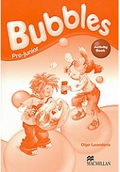 BUBBLES PRE-JUNIOR ACTIVITY BOOK