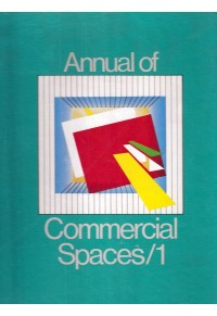 ANNUAL OF COMMERCIAL SPACES (2 ΤΟΜΟΙ) 84-7741-009-7