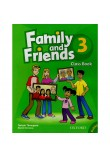 FAMILY AND FRIENDS 3 CLASS BOOK (BK+CD-ROM)