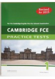 CAMBRIDGE FCE PRACTICE TESTS 1 REVISED FOR 2015