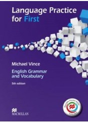 LANGUAGE PRACTICE FOR FIRST STUDENT'S BOOK 5th EDITION
