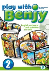 PLAY WITH BENJY 2 (+DVD)