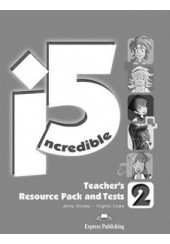 INCREDIBLE 5 2 TEACHER'S RESOURCE PACK & TESTS