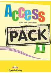 ACCESS 1 WORKBOOK PACK 1 WITH READER AND PRESENTATION SKILLS (+DIGIBOOK APP.)