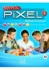 PIXEL 3 METHODE (+DVD-ROM) 2ND EDITION