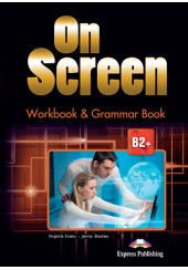 ON SCREEN B2+ WORKBOOK & GRAMMAR BOOK (WITH DIGIBOOK APP.)