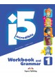 INCREDIBLE 5 1 WORKBOOK AND GRAMMAR (WITH DIGIBOOK APP.)