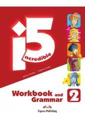 INCREDIBLE 5 2 WORKBOOK AND GRAMMAR (+DIGIBOOK APP.)