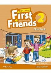 FIRST FRIENDS 2 CLASS BOOK (+MULTIROM)