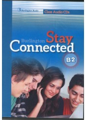 STAY CONNECTED B2 CLASS CD's (6)