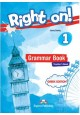 RIGHT ON! 1 GRAMMAR - TEACHER'S BOOK WITH DIGIBOOK (GREEK EDITION)