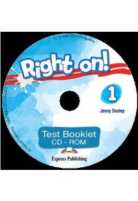 RIGHT ON! 1 TEST BOOKLET CD-ROM 978-1-4715-5429-2 9781471554292