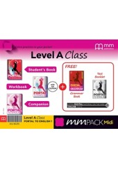 PORTAL TO ENGLISH LEVEL A CLASS PACK MIDI