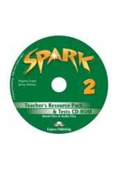 SPARK 2 TEACHER'S RESOURSE PACK & TESTS CD-ROM