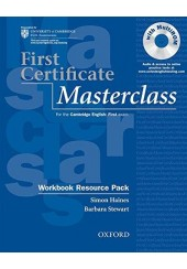 FIRST CERTIFICATE MASTERCLASS WORKBOOK RESOURCE PACK