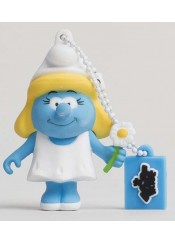 USB 8GB 3D THE SMURFS - SMURFETTE