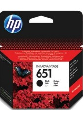 HP 651 BLACK CTR C2P10AE DJ5575