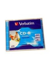 VERBATIM CD-R48X 700MB 43325