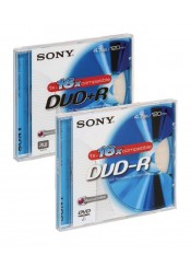 SONY DVD-R 16X 4.7GB