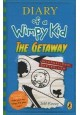 THE GETAWAY - DIARY OF A WIMPY KID 12