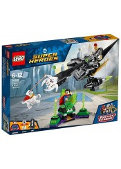 SUPERMAN & KRYPTO - LEGO SUPER HEROES 76096