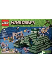 THE OCEAN MONUMENT - LEGO MINECRAFT 21136