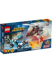 SPEED FORCE FREEXE PURSUIT - LEGO SUPER HEROES 76098