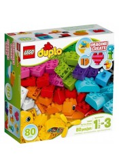 MY FIRST BRICKS - LEGO DUPLO 10848