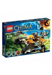 LEGO CHIMA LAVAL'S ROYAL FIGHTER 70005