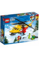 AMBULANCE HELICOPTER - LEGO CITY 60179