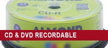 CD & DVD RECORDABLE