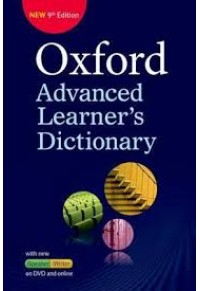 OXFORD ADVANCED LEARNER'S DICTIONARY (+CD) 9th EDITION 978-0-19-479879-2 9780194798792