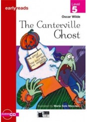 THE CANTERVILLE GHOST (+CD)