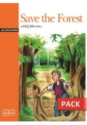 SAVE THE FOREST PACK (READER + ACTIVITY + CD) PRE- INTERMEDIATE