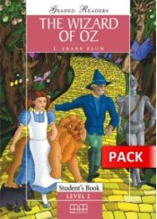 THE WIZARD OF OZ  LEVEL 3 PACK (READER +ACTIVTITY + CD)