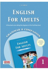 ENGLISH FOR ADULTS 1 - GRAMMAR & COMPANION
