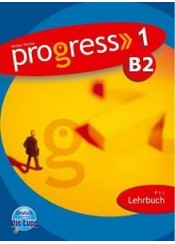 PROGRESS 1 (B2) LEHRBUCH