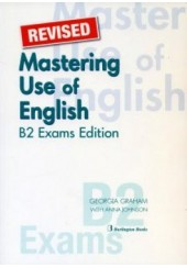 MASTERING USE OF ENGLISH B2 EXAMS EDITION REVISED