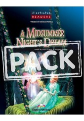 A MIDSUMMER NIGHT'S DREAM+CD (ILLUSTRATED READERS)