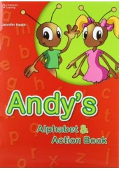 ANDY'S ALPHABET & ACTION BOOK