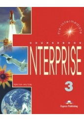 ENTERPRISE PRE-INTERMEDIATE COURSEBOOK LEVEL 3