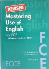 MASTERING USE OF ENGLISH FOR FCE ST'S BK REVISED