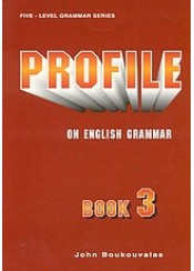 PROFILE 3 ON ENGLISH GRAMMAR