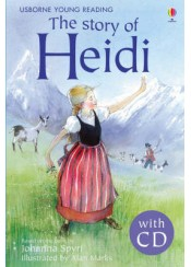 THE STORY OF HEIDI(+CD)