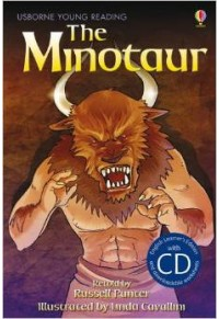 THE MINOTAUR +CD 978-1-4095-6680-9 9781409566809