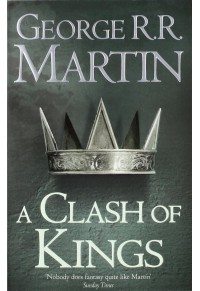 A CLASH OF KINGS 978-0-00-647989-5 9780006479895